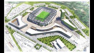Arena Picena - Progetto Nuovo Stadio Ascoli Piceno