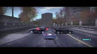 NFS Carbon - Final Pursuit from Most Wanted!