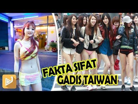 NYAKIN Masih Mau PDKT | CEWEK TAIWAN.!! 5 Fakta Tentang Gadis TAIWAN |  Banyak Orang Tidak Tau
