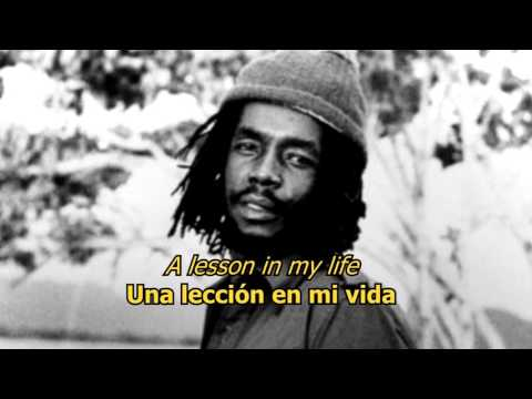 Lessons in my life - Peter Tosh (ESPAÑOL/ENGLISH)