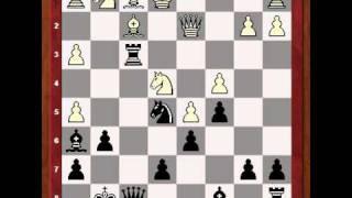 Epic-chess.co.uk Presents Alexander Belivasky vs John Nunn Starring the Saemisch Kings Indian