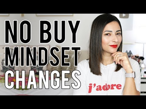HOW I&39;VE CHANGED SINCE STARTING MY NO BUY YEAR  Ysis Lorenna