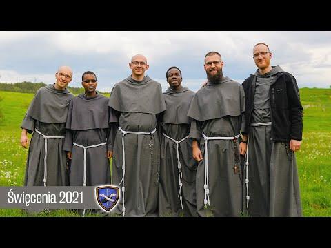 Święcenia u franciszkanów - 22 maja 2021 r.