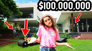 $100,000,000 HOUSE HIDE AND SEEK w/ The Norris Nuts