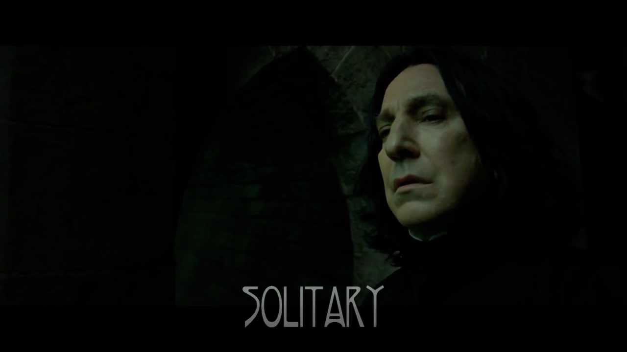 S N A P E: In Alan Rickman\u0027s Words - YouTube