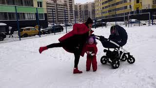 Кудрово. Мама-ЗОЖ. В Ленинградской области объявлен год Здорового Образа Жизни