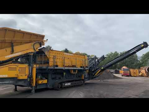 Used heavy machinery Powerscreen H6203 Siebanlagen