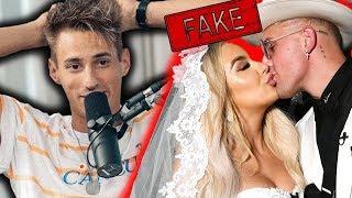 I WASN'T INVITE to Jake Paul & Tana's FAKE Wedding | TMS Ep. 6