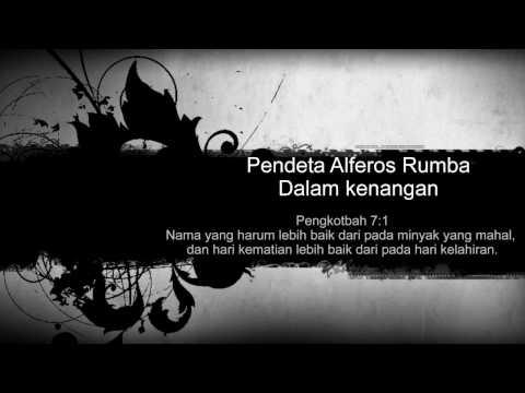 Pergi Untuk Selamanya - Pdt Alferos Rumba - All Artist