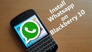 Video How to get Whatsapp on Blackberry 10(After June 2017) download MP3, 3GP, MP4, WEBM, AVI, FLV Desember 2017