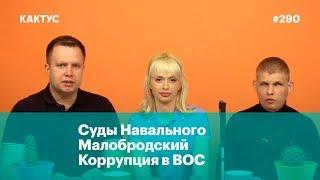 Суды Навального, Малобродский, коррупция во Всероссийском обществе слепых