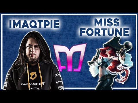 Imaqtpie - Miss Fortune/Thresh vs...