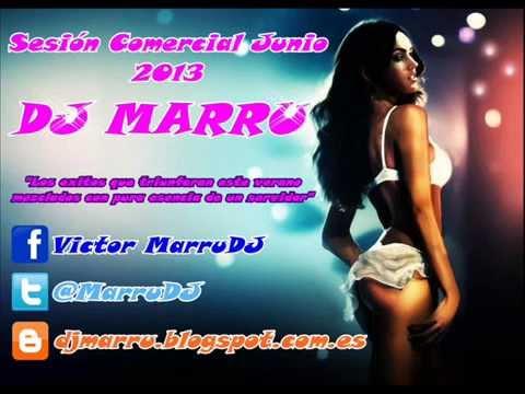 Sesion Comercial Junio  - DJ Marru