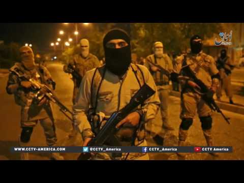 ISIL continues defensive fight in battle for Mosul