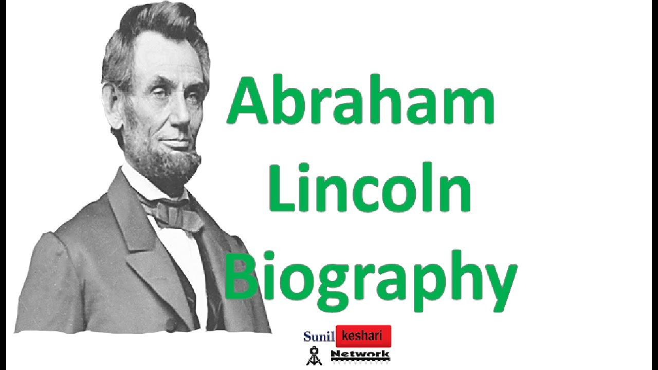 autobiography of abraham lincoln - YouTube