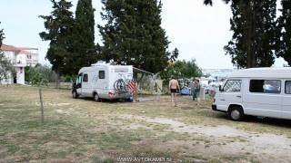 Camp site Seget - Trogir