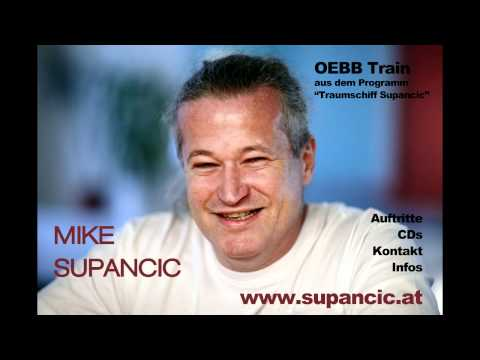 MIKE SUPANCIC -  OEBB TRAIN live