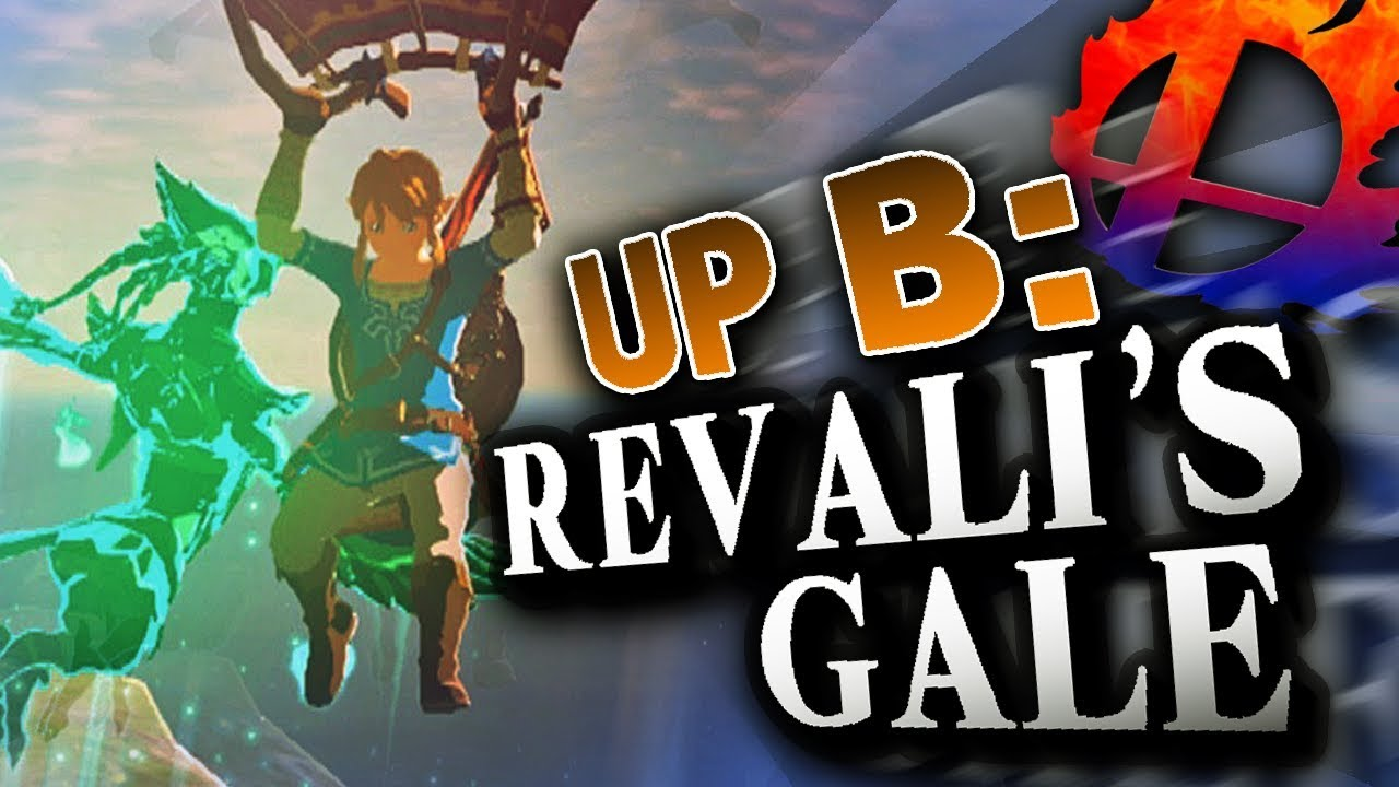 Breath of the Wild Link's Smash Bros  Switch Moveset (Theory/Ideas)