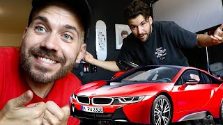 I SURPRISED JEFF WITTEK WITH A NEW CAR!!