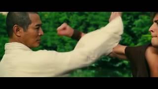Майкл Ангарано изучает Кунг Фу Запретное царство