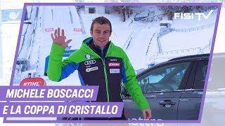 Michele Boscacci e la Coppa di cristallo