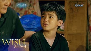Wish Ko Lang: Ang pagbubuntis ng nanay ni Junior
