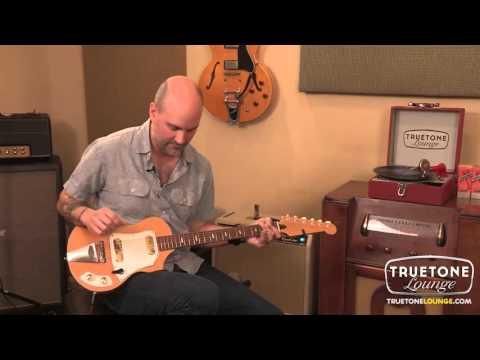 Jeff Senn   Truetone Lounge Guitar Extended Footage