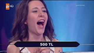 Kim Milyoner Olmak İster Heyecanlanınca Gülen Yarışmacı Stüdyoyu Kahkahaya Boğdu