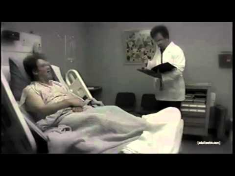 Dr Steve Brule Has a Talk With His Doctor from YouTube · Duration:  1 minutes 39 seconds
