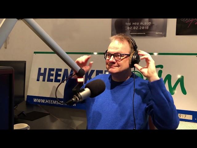 'Brexit aan Zee' nieuws: Ron Toekook bij Heemskerk FM