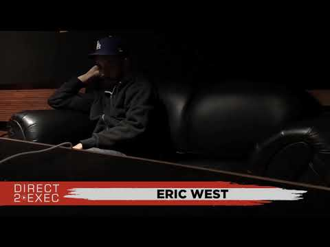 Eric West (@mcedouble) Performs at Direct 2 Exec Los Angeles 3/4/18 - Dreamville Records