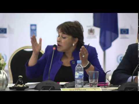 INDC Forum Rabat - Conférence de Presse