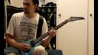 Accept - Metal Heart guitar solo (Fur Elise)