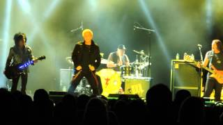 Billy Idol- Whiskey and Pills. Live @ Kings Park, Perth, Australia, 14.3.2015