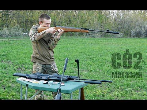 Винтовки SPA Artemis, обзор, краш-тест, стрельба по мишени, стрельба