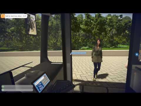 S4R Let's Play - Bus Simulator 16 Ep. 2 (Simulator Sat. Ep. 9) |
