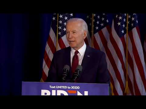 Biden calls Trump 'dangerously incompetent'