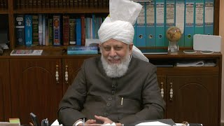 Huzoor's Mulaqat With Converts | Germany | 3rd January 2021