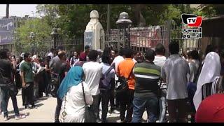 الأمن يمنع دخول طلاب «هندسة عين شمس» لأداء صلاة الغائب