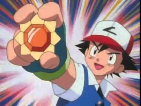Ash's Kanto Gym Battles