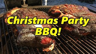 Family Christmas Party BBQ 2017