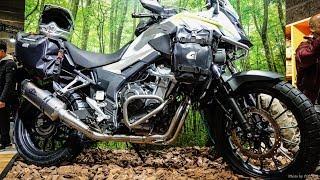 4khonda dream new 400x customize 400x osaka motorcycle show 2019