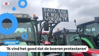 Boeren bezig met nieuw protest in Den Haag
