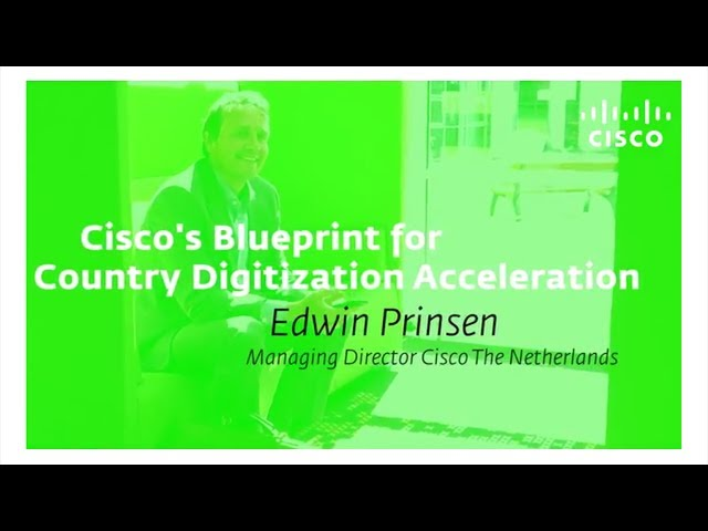 Cisco's testimonial for establishing in West Holland