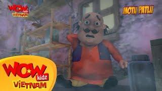 Motu Patlu Superclip 60 - Hai Chàng Ngốc - Cartoon Movie - Cartoons For Children