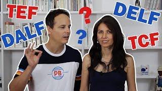 DELF, DALF, TCF, TEF... Les Différents Examens de Français (FLE)