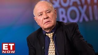 Marc Faber speaks on the dreary December for the U.S. stocks