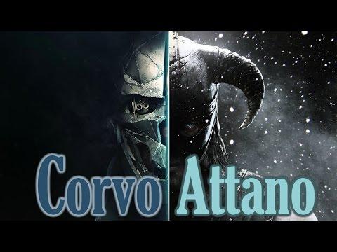 Corvo Attano - Dishonoured Skyrim Build