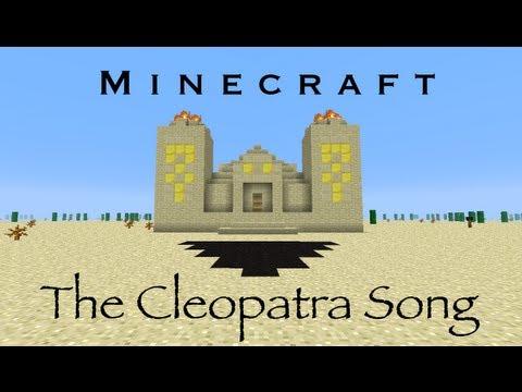 The Cleopatra Song - Minecraft Parody