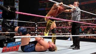 Jack Swagger vs. Tyson Kidd: WWE Main Event, Oct. 7, 2014